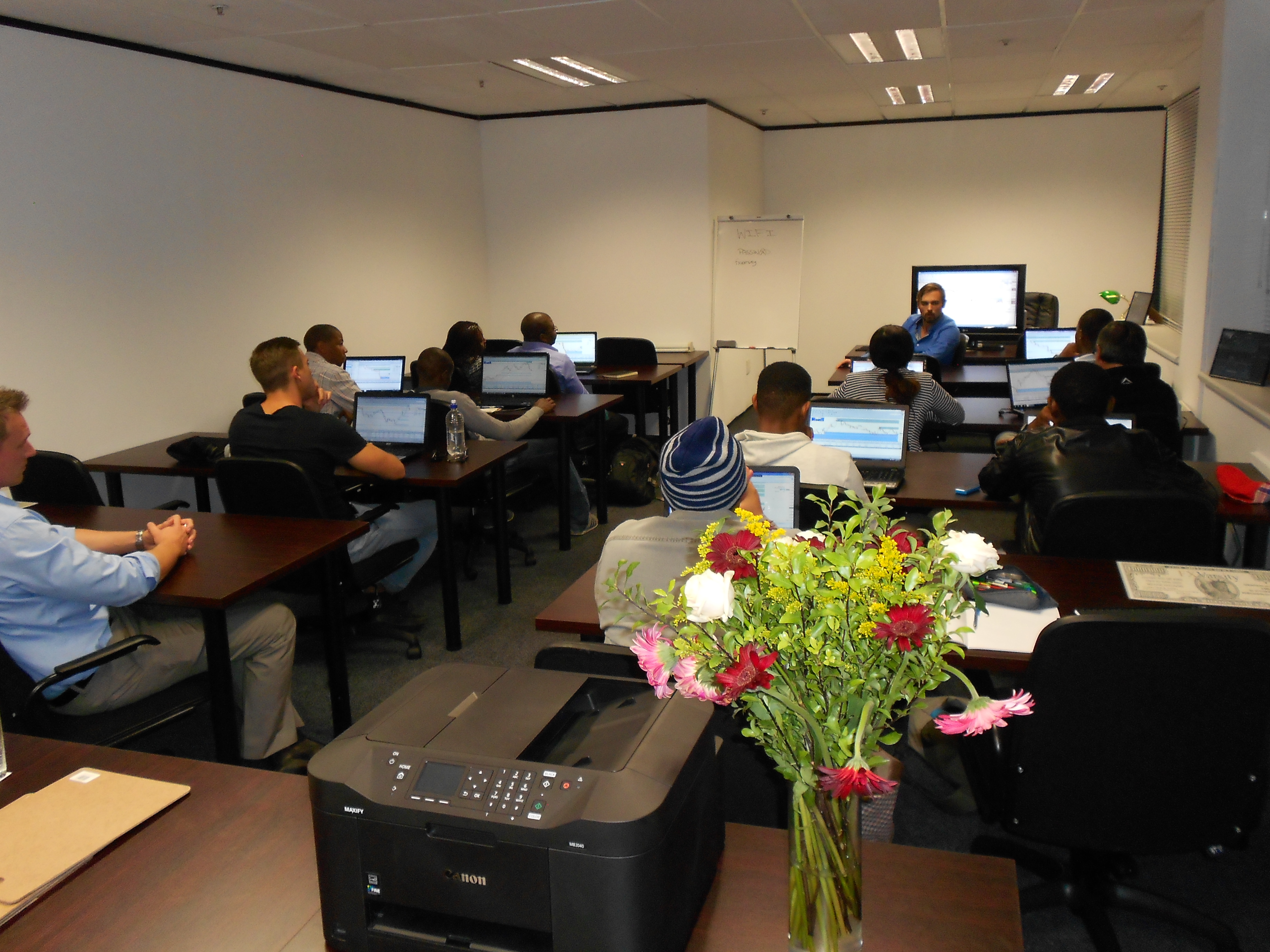 Forex training johannesburg